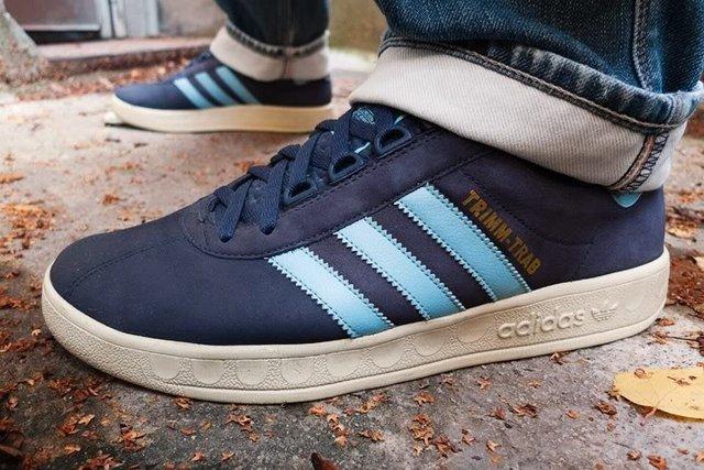 Adidas Superstar Mörkblå