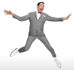 PÅ 1970-talet var korta, tajta  kavajer ett skämt. I dag är Pee-Wee Herman snarare en modeikon. Så kan det gå.